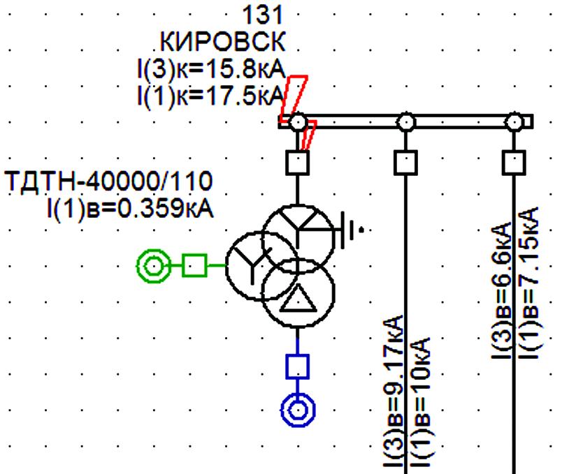 расчета в EnergyCS ТКЗ +
