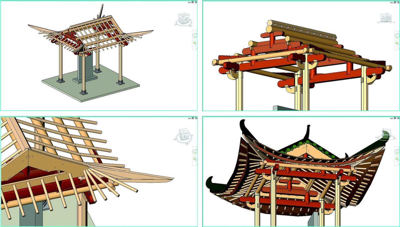 Как сделать конструкцию для крыши 199