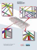 ЗАО ЛенСтройМонтаж Проект холодильного терминала Габаритные размеры: 145x60x15 м Тоннаж конструкций: 400,5 тонн