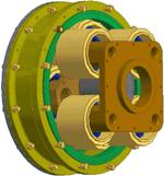 Объемная модель, созданна с применением программ Mechanical Desktop и Inventor