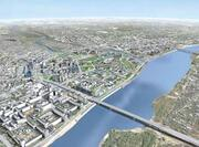 Проект планировки центральной части Омска