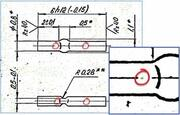 Рис. 18. Разделение объектов по размеру