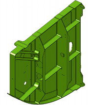 Импорт CAD-модели