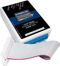 Корректную работу плоттера обеспечивает поставляемое в стартовом наборе специальное устройство-коммуникатор, позволяющее преодолеть ограничения, накладываемые встроенным в картридж чипом