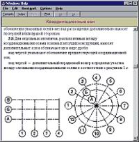 Рис.14. Пользователь СПДС GraphiCS всегда может посмотреть требования стандарта на отрисовку того или иного элемента