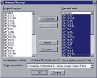 Рис. 7. AutoCAD Architectural Desktop (русская версия)