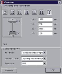 Рис. 16. Стандартные прототипы