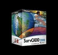 Рис. 1. Коробка SurvCADD
