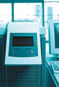Панель управления TDS800