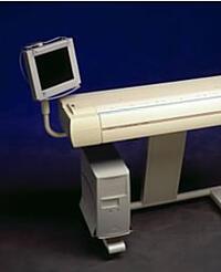 Сканеры, предназначенные для сканирования оригиналов формата A0, все же желательно «ставить на ноги»