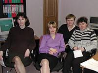 Группа слушателей ПИБ