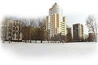 Вариант 1 проекта жилого дома по улице Юмашева в Екатеринбурге