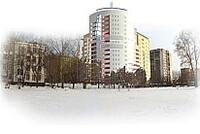 Вариант 2 проекта жилого дома по улице Юмашева в Екатеринбурге