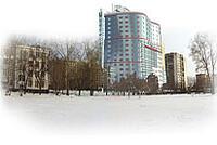 Вариант 3 проекта жилого дома по улице Юмашева в Екатеринбурге
