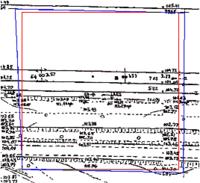 Фрагмент планшета до калибровки