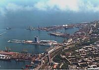 Рис. 2. Инфраструктура одесского порта