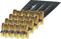 До недавнего времени расчет подходящего горизонтального смещения для трапециевидных секций считался сложной задачей. Программный модуль COPRA ROLLFORM для трапециевидных секций выполняет эти расчеты и автоматически формирует профиль роликов