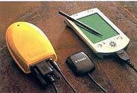 Рис. 5. GPS-приемник Pathfinder Pocket (Trimble)