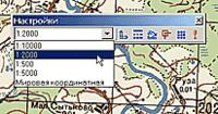 Несколько координатных систем в одном документе