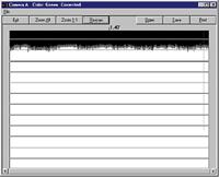 Скорректированный профиль обработки сигнала в сканерах Contex