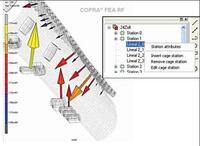 COPRA позволяет конструировать и моделировать валковые клети различных типов, что обеспечивает возможность не только моделировать соответствующие валки, но и заносить их в пакет анализа методом конечных элементов COPRA FEA RFl и соответствующим образом имитировать