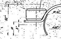 Рис. 38. Фрагмент на синьке после бинаризации