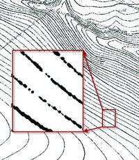 Рис. 8. Монохромное изображение перед векторизацией