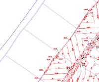 Рис. 2. Водоотвод с полосы между прибрежной зоной и автодорогой