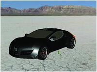 Рис. 10. Фотореалистичное изображение, полученное в Autodesk Alias