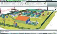 Информационная модель Model Studio CS технологических установок обустройства месторождений