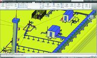 Совместное использование Model Studio CS и GeoniCS позволяет решить все проблемы, связанные с привязкой к поверхности рельефа