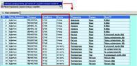 Рис. 2. Ввод данных в AutomatiCS