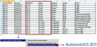 Рис. 3. Импорт данных из внешней таблицы