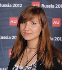 Юлия Заворыкина, автор проекта портативного MP3-плеера