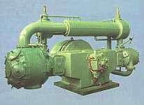 Газовый компрессор, разработанный в недрах завода «Борец»
