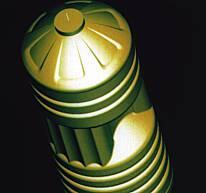 Каждый месяц на заводе SIPA выпускают по 400 выдувных форм и 800 инжекционных. Пресс-формы изготавливают в основном на фрезерных обрабатывающих центрах, и на каждую из них наносится необходимая технологическая маркировка
