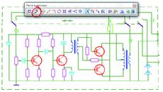 Рис. 16. Автоматическая векторизация с использованием библиотеки символьных шаблонов