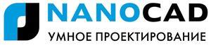 Официальный логотип продуктов серии nanoCAD