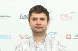 Дмитрий Александрович Дьяков, заведующий группой строительного отдела