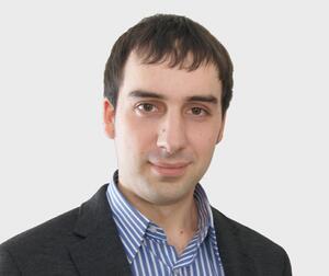 Александр Александрович Кимлык, помощник ГИПа по проектам «Тоталь»