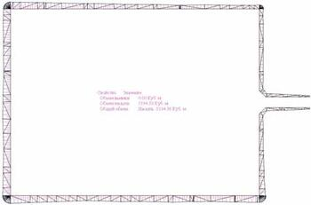 Построение поверхности проектного откоса в GeoniCS