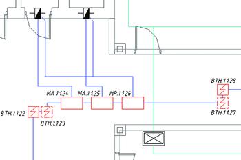 nanoCAD ОПС 3.0. Подключение исполнительных устройств и их отображение на плане этажа