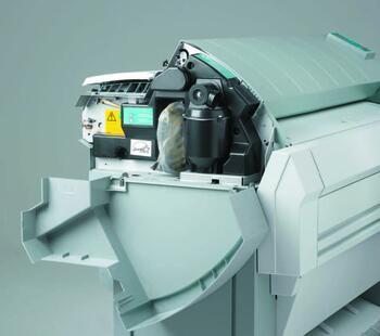 Oce TDS400/450. Широкоформатная система печати, копирования и сканирования
