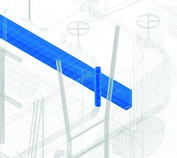 Пересечение трубопроводной обвязки и строительных конструкций