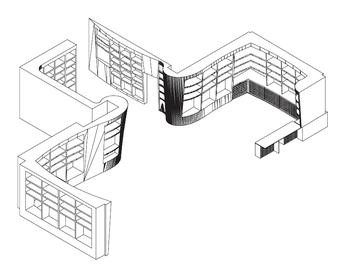 Трехмерная модель торгового оборудования