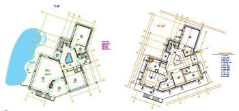 Поэтажные планы