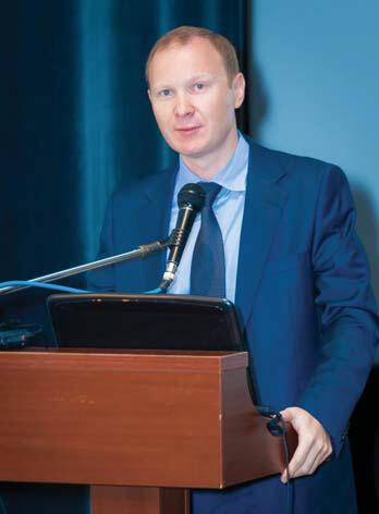Начальник отдела департамента недвижимости Минэкономразвития России В.А. Спиренков