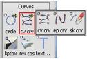 Рис. 13. Иконка инструмента EP Curve