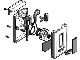 В Autodesk Inventor Publisher была создана интерактивная инструкция по сборке&разборке устройства