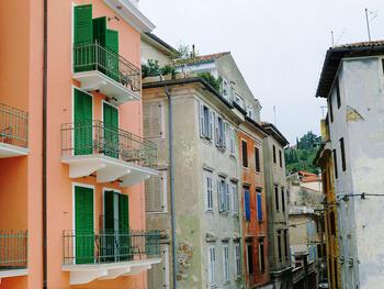 Улочки Пирана